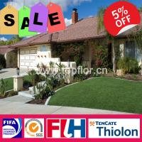 Quality Garden artificial grass/synthetic turf grass for landscape for sale