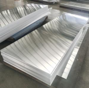 Quality Anodized Aluminum Sheet 1050 1060 1100 3003 5083 6061 Aluminum Plate For Cookwares And Lights for sale