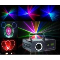 Quality 500MW Full Color Animation Laser Stage Lighting / Night Club Stage Laser Light for sale