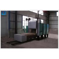 Quality Electric Trolley Type Industrial Heat Treatment Furnaces Low Power Consumption for sale