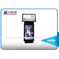 Quality Digital Signage Dual Touch Screen Information Kiosk All In One Multi Function for sale