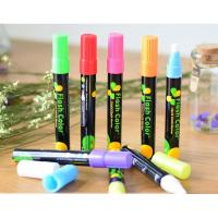 Buy cheap fluorescent board special colour pens from wholesalers