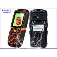 China Outdoor 2.4 Inch Rugged Smartphone / Military Grade Cell Phone on sale