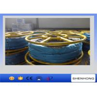 Quality Anti Twisting Flexible Steel Wire Rope / Braided Steel Rope 1000m Standard Length for sale