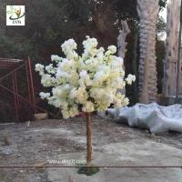 Best UVG CHR144 event table centerpieces artificial wedding tree with cherry blossoms for indoor decoration wholesale