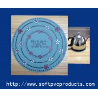 Quality Customized Logo Printed Cool Unique Drink Coasters , Promotional Personalized Placemats for sale