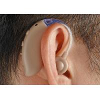 Quality Behind The Ear Hearing Sound Amplifier FDA Approved Seniors Watching TV Applied for sale