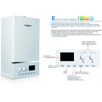 Quality Intelligent Program Wall Hung Gas Boiler Protect Family Safety Micro - Computer Control for sale