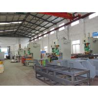 China 400KN  aluminum foil container production line  with SIEMENS PLC 650mm on sale