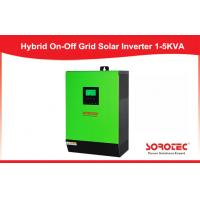 Best 5KVA 48V 1 Phase hiigh  efficient off grid inverter , house power grid inverter with 120A MPPT wholesale