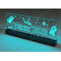 Best LED Acrylic Displays ODM With Animation Sign And RGB Contral wholesale
