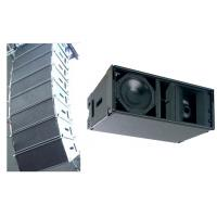 Quality 400 Watts Mini Concert Sound System W8LM Compact Line Array 100db 12 Ohms for sale