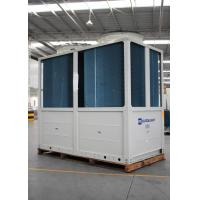 Buy Eco Friendly 134kW Refrigerant Air cooled Modular Chiller Heat Pump Unit at wholesale prices