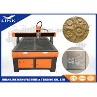 Best Precise Woodworking CNC Router Engraver Machine With Ball Screw / MACH3 Controller wholesale