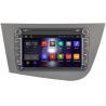 Buy cheap 1GB RAM 8 Inch Seat Leon Car Radio GPS Multi Language Vehicle DVD Player 2005 - from wholesalers