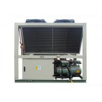 Quality R22 System Industrial Air Cooled Screw Water Chiller 55Tons , 380V / 3PH / 60Hz for sale