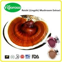 China factory price natural 30% Polysacharides Chinese red reishi mushroom extract on sale