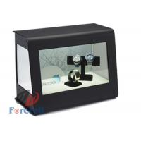 China TFT Interactive Monitor Lcd Transparent Display Panel , Colorful Transparent Video Display on sale
