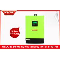 Buy cheap 220/230/240VAC SOROTEC Solar Hybrid Power Inverters 4000W with Wi-Fi Device Optional from wholesalers