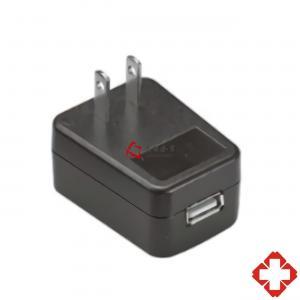 China UL/cUL 60601 Us Plug 6W Medical USB Charger 5V 6V 9V 12V Medical Grade USB Power Supply on sale
