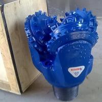 Buy cheap API standard Tricone drill bits heal reynolds Manufacturer for oil mining from wholesalers