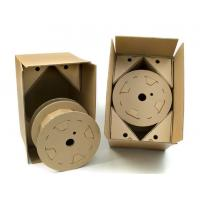 Buy cheap Corrugated Cardboard Box Packaging, Custom logo printed recyclable carton from wholesalers