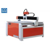 Quality Advertising Market Vertical Cnc Router Machine Square Guide Rail Transmission for sale