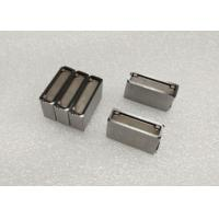 Buy Carved Machine Wire EDM Parts , Slow Wire Cutting Aluminum Machined Parts at wholesale prices