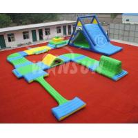 Quality Commercial Grade Inflatable Water Park For Toddlers Environmental Friendly for sale