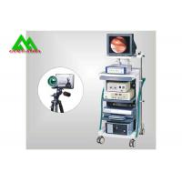 China Gynecology Examination Video Endoscopy System Movable Full High Definition on sale