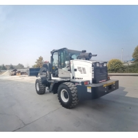 Quality 0.6M3 Bucket Front End Wheel Loader Machine For Construction Industry for sale
