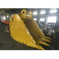 Quality Mining Rock Excavator Grapple Bucket Scrap Grab Machine With Hardox Material for sale