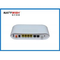 China HGU Type GPON ONU FTTX router Modem For Fiber To The Home Access Network System on sale