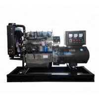 Quality ISO CE Steel Base Frame 30kva 24kw Diesel Generator for sale