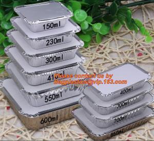 Quality disposable aluminium foil bowl food containers, Disposable Round Aluminum Foil Bowl & Food Container, aluminum foil baki for sale