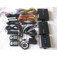 China remote start car alarm with push button start system (model: CAN 919) on sale