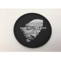 Quality Promotional gifts custom pvc silicone coaster with any shape figures design for oil painting exhibitions museum souvenir for sale