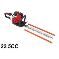 Quality Doule side balde Gas Hedge Trimmer HT260 Petrol Grass Trimmer tea pruning machine for sale