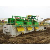 China Horizontal Directional Drilling Mud Circulation System 200GPM Capacity on sale