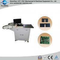 Quality Roller Feeding Creasing And Cutting Machine , One Time  Steel Cutting Machine for sale