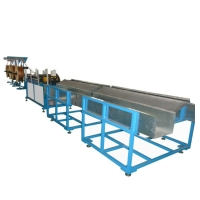 Quality Straightening Scrapless Tube Shrinking Machine Work thickness 2-5mm for sale