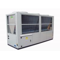Quality Cooling and Heating Air Cooled Scroll Chiller With Hydrophilic Aluminium Fins Condenser for sale