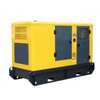 Quality genset generator 180 kva with soundproof generator canopy by different colors for sale