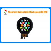 Quality MIPI Interface 3.4 Inch Round LCD Screen Touch Panel 39 Pins For Smart Speaker for sale