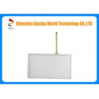Quality 4 Pins Resistive Touch Panel Fast Response Operate Temperature -10 ~ 60 Degree for sale