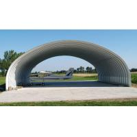Buy cheap Wide Span Steel Structure Aircraft Hangar Buildings from wholesalers