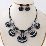 Quality High qualtiy titanium steel unique jewelry sets cheap wholesale jewelry sets for sale