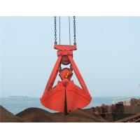 Quality Port Crane Four Ropes Mechanical Clamshell Grab for sale