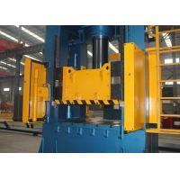 Buy cheap Automatic Heavy Duty Hydraulic Press Machine Table Size 1100*1100 Shape from wholesalers