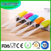 Quality Silicone Basting Pastry & BBQ Brushes with Silicone Plate,Durable,Heat Resistant Kitchen U for sale